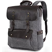 Lifewit 17 inch Canvas Backpack