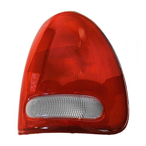 Taillight Taillamp Rear Brake Light Passenger Side Right RH for Chrysler Dodge ()