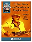 8 Great Tunes and Variations for Flatpick Guitar, Dan Crary, 0634034235