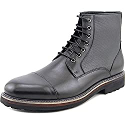 Zanzara Catania Round Toe Leather Boot