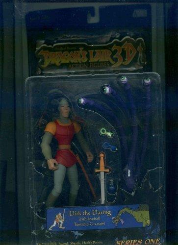 Amazon com: Dirk the Daring Dragon's Lair 3d Action Figure