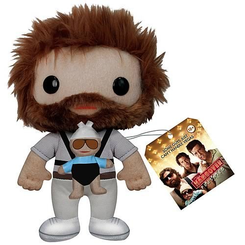 Funko Alan With Baby Plushie - On Phil Hangover