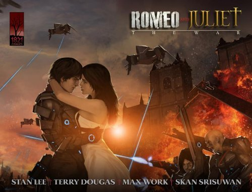 Romeo and Juliet: The War by Max Work (2011-12-28)