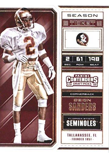 36dca719877 Deion Sanders Florida State Seminoles Memorabilia at Amazon.com