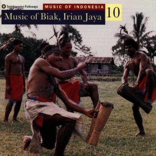Price comparison product image Indonesia V10 - Music of Biak, Irian Jaya by Various (1996-10-11)