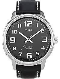 Men's Easy Reader Large Dial Watch