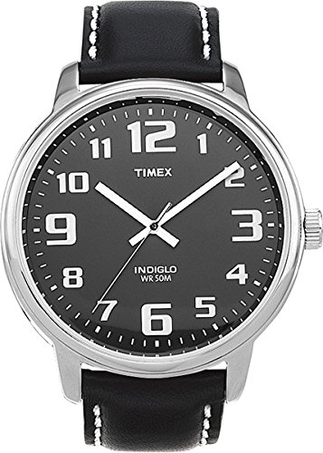 Timex Men's Easy Reader Large Dial Watch (Ez Reader Timex)