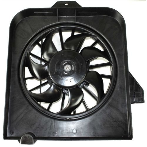 Make Auto Parts Manufacturing - RADIATOR FAN ASSEMBLY; ALL; LH [TO PRODUCTION DATE 1/31/05] - CH3115123