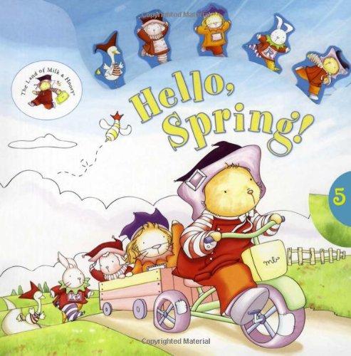 Hello, Spring! (Land of Milk & Honey)