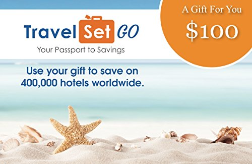Discount Hotel And Resort Travel Savings Card - Save Hundreds Of Dollars On Trips ($100)