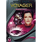 star trek 4.2 voyager (4 dvd) box set dvd Italian Import