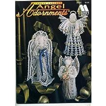Thread Crochet Angel Adornments (87T81)