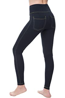 Amazon.com: Baigoods - Pantalones vaqueros para mujer con ...
