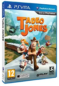 Las Aventuras De Tadeo Jones: Amazon.es: Videojuegos