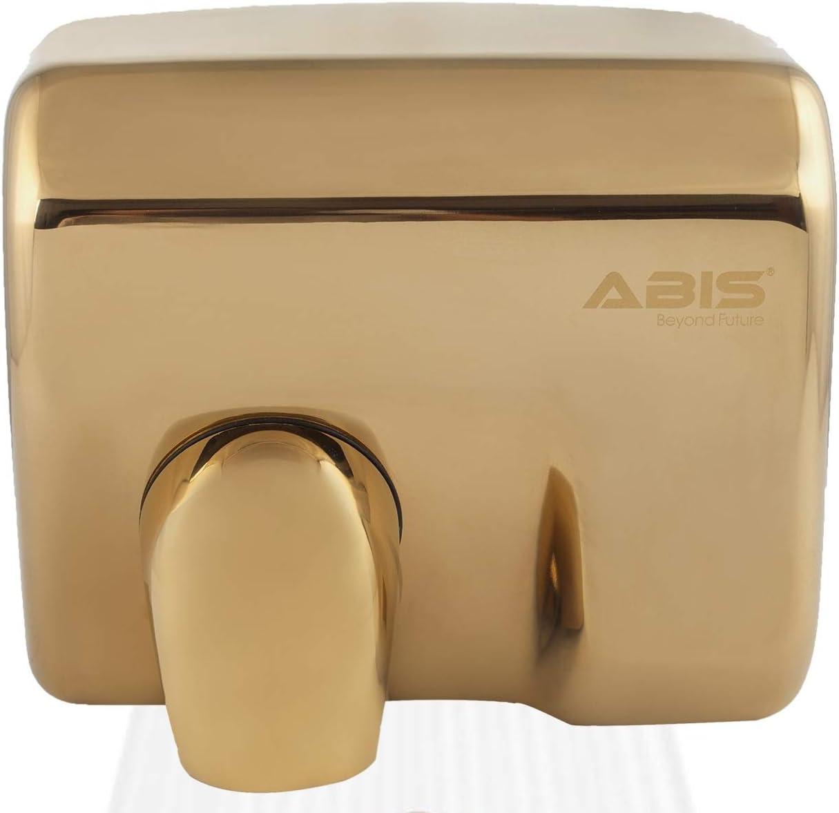 Or ABIS S/échoir /à Mains Commercial en Acier Inoxydable pour Usage intensif /électrique Automatique /à Grande Vitesse