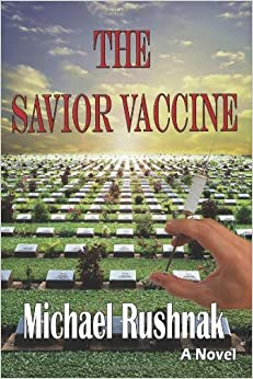 Book The Savior Vaccine (Health Club Mysteries Trilogy)