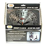 IIT 89870 Shop Clock - Saw Blade