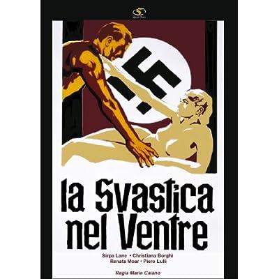 la svastica nel ventre [Italia] [DVD]
