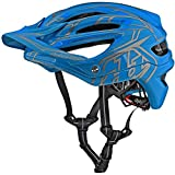 Troy Lee Designs Starburst Casco para BMX, para adulto A2, color océano, Pinstripe 2 Ocean, XS-S