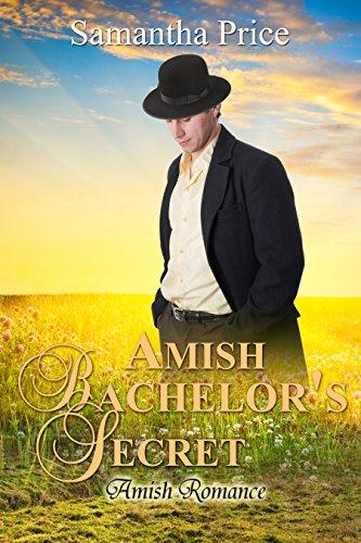 Amish Bachelor's Secret: Amish Romance (Seven Amish Bachelors Book 7) cover