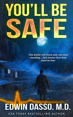 You'll Be Safe by Ed Dasso ebook deal