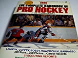 img - for The Complete Handbook of Hockey 1986: 1986 Edition book / textbook / text book