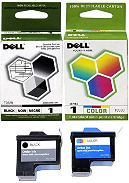 A920 Print.After.Print Remanufactured Inkjet Replacement for Dell T0529 Black Works with: Photo 720