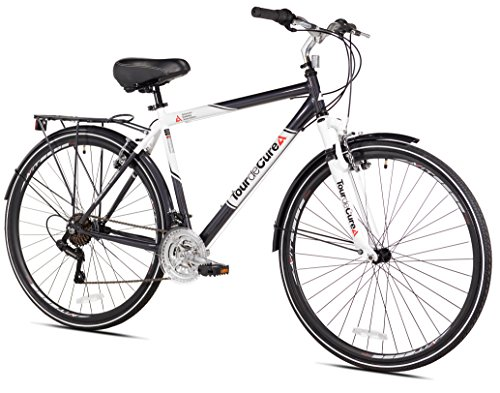 700c Mens Road Bicycle (Tour de Cure Men's Hybrid Bike, 700c)