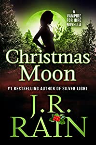 Christmas Moon by J.R. Rain ebook deal