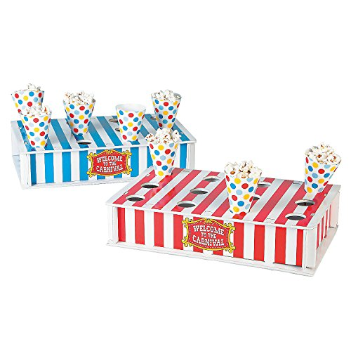 Carnival Treat Stand with Cones (Treat Cone Stand compare prices)