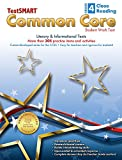 TestSMART® Common Core Close Reading Work Text, Grade 4 - Literary & Informational Texts