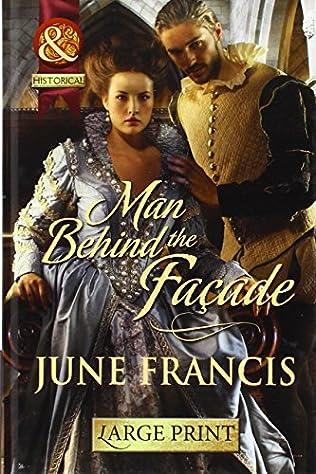 book cover of Man Behind the Facade