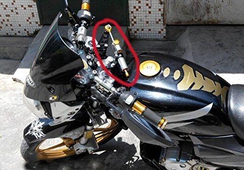 Alpha Rider Motorrad Universal Lenkungsd/ämpfer Stabilisator lineare umgekehrte Sicherheitskontrolle F/ür Yamaha YZF R125 R25 R3 600R 1000R R1 R6 MT09 FZ09 MT07 MT10 MT03 FZ6R FZ8 XT 600E//R FJR 1300