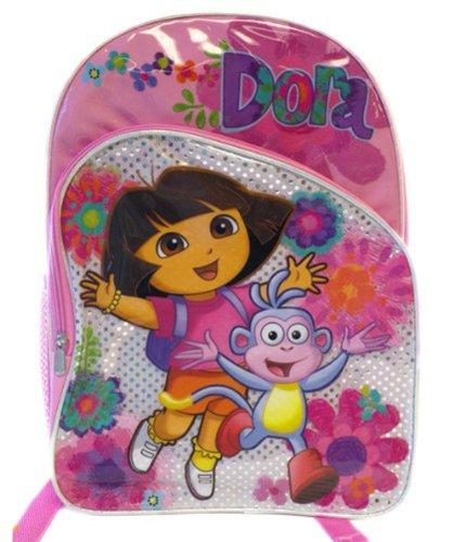 DORA THE EXPLORER LARGE BACKPACK - DORA AND -