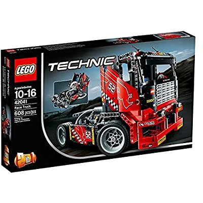 LEGO Race Truck: Toys & Games