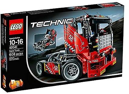 Amazon Lego 42041 Technic Race Truck Toys Games