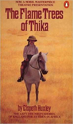 Image result for the flame trees of thika by elspeth huxley amazon