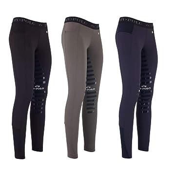 HV Polo Larissa FSS - Pantalones de Trabajo, Color Negro, Color ...