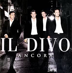 Il divo ancora sony bmg music entertainment 82876738712 by il divo 2005 01 01 amazon - Il divo amazon ...