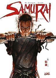 Samurai, tome 9 : Ogomo par Jean-François Di Giorgio