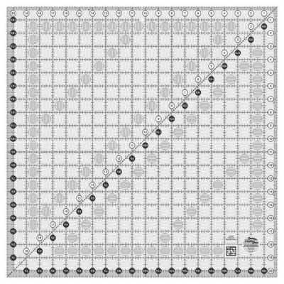 Creative Grids 20.5'' X 20.5'' Square Quilting Ruler by Creative Grids