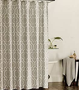 Amazon Com 100 Percent Cotton Shower Curtain Moroccan