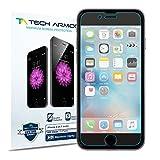 iPhone 6S/6 Protector de Pantalla, Tech Armor Apple iPhone 6S / iPhone 6 (4.7-inch) Alta Definicion (HD) Protector...