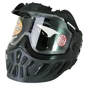 JT Sports QLS Reaper Single Mask, Black