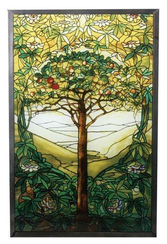 10 Inch Stained Glass Tiffany -