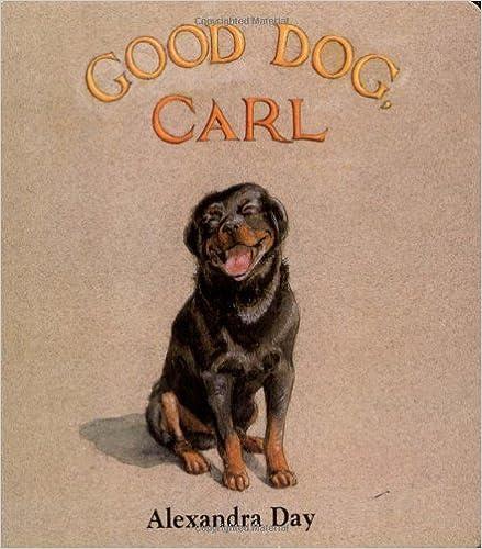 Good Dog Carl Books