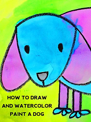 How to Draw and Watercolor Paint a ()