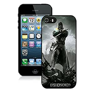 iPhone 5S Humiliation Game Poster Black Screen Phone Case Lovely and Popular Design