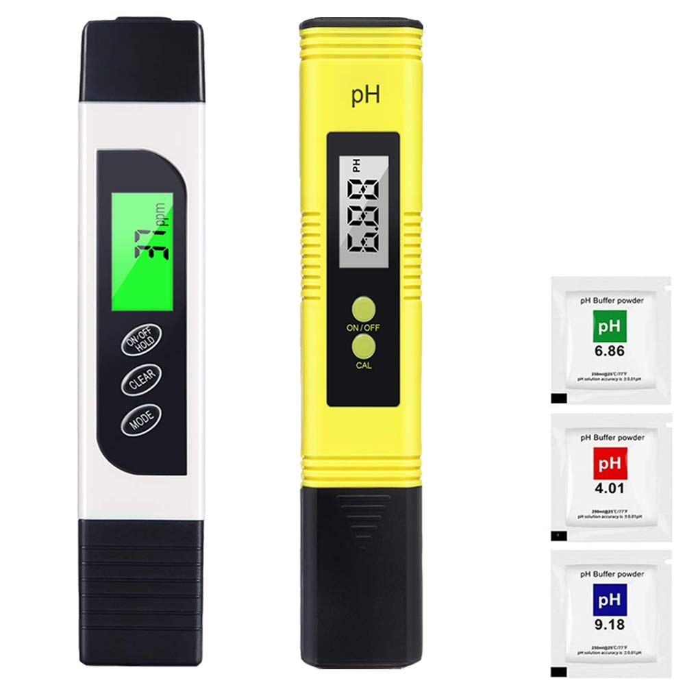 IDEALHOUSE meter100 Digital Ph Meter