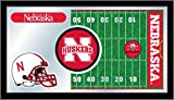 NCAA Nebraska Cornhuskers 15 x 26-Inch Football Mirror